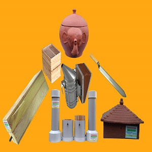 Bee hives & Bee keeping equipment's
